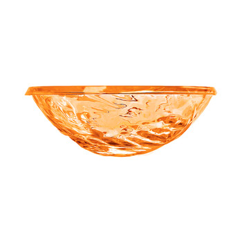 Moon Bowl - Orange