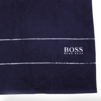 Plain Towel - Navy