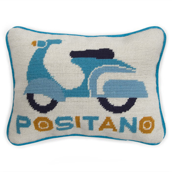 Jet Set Positano Cushion