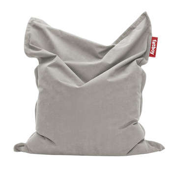 The Original Stonewashed Bean Bag - Silver Grey