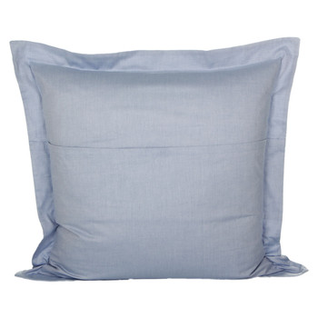 Oxford Pillowcase - 65x65cm - Blue