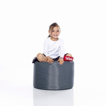 Point Pouf - Dark Grey