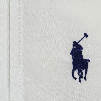 Polo Player Pillowcases - White - Set of 2 - 65x65cm