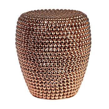 Dot Stool - Copper