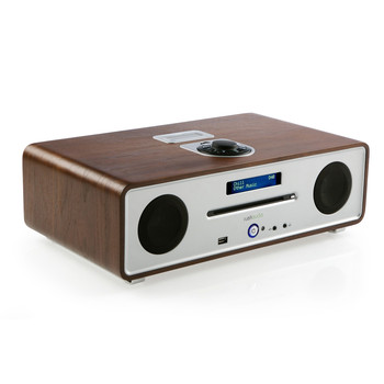 R4i Integrated Music System - Rich Walnut