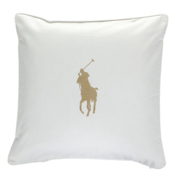 Pony Pillow Cover - Tan
