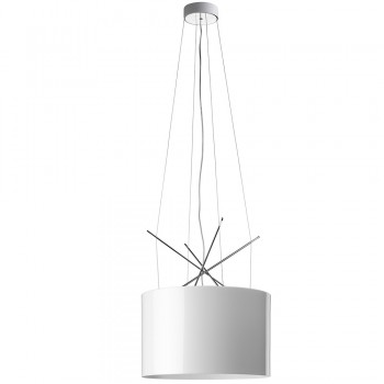 Ray S Ceiling Light - White