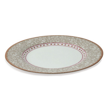 Lovely Branches Dinner Plate - Khaki