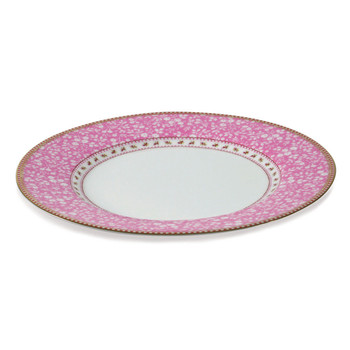 Lovely Branches Dinner Plate - Pink