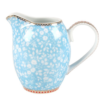 Small Lovely Branches Jug - Blue