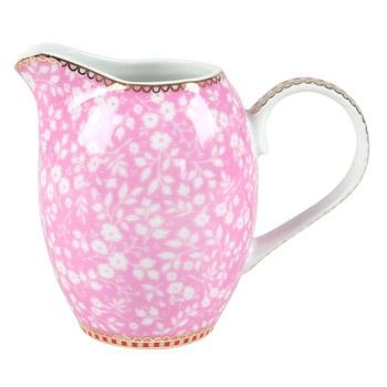 Small Lovely Branches Pitcher - Pink