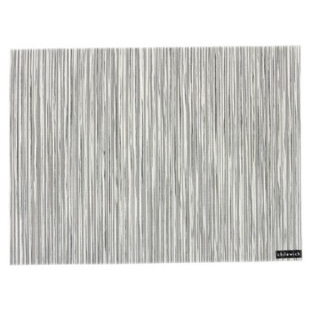 Ribweave Rectangle Placemat - Pearl