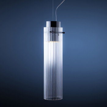 Rifly Ceiling Lamp - Crystal
