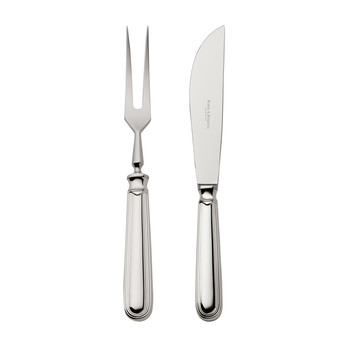 Classic-Faden Carving Knife & Fork