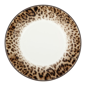 Jaguar Bread Plates - Set of 6