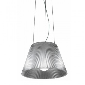 Flos - Romeo Moon S1 Suspension Light - Clear Glass