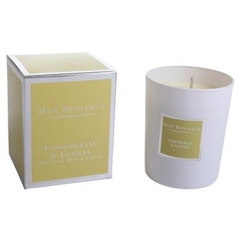Classic Collection Scented Candle - 190g - Lemongrass & Ginger