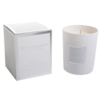 Scented Candle - 190g - White Pomergranate