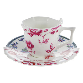 Hybrid Leonia Coffee Cup & Saucer