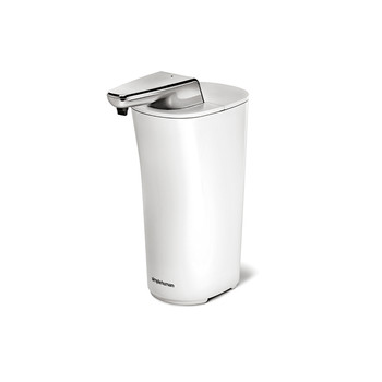 Sensor Pump Soap Dispenser - White