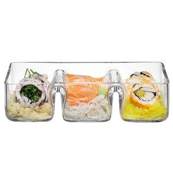 Serve Trio Platter - 29cm