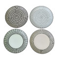 Pols Potten - Afresh Pastel Plates - Set of 4