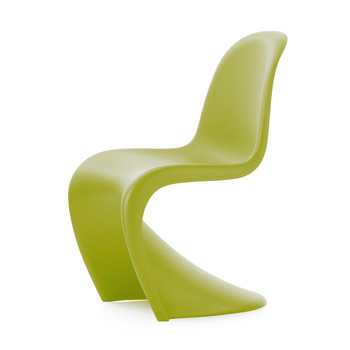 Panton Chair - Chartreuse