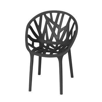 Vegetal Chair - Basic Dark