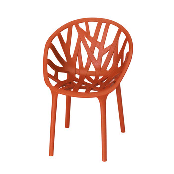 Vegetal Chair - Brick
