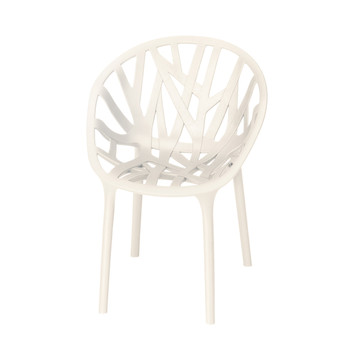Vegetal Chair - Cream