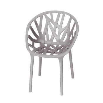 Vegetal Chair - Mauve Grey