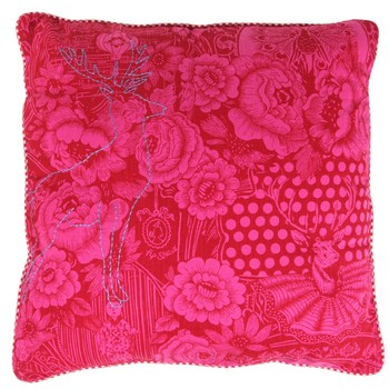 Wallpower Cushion - Red