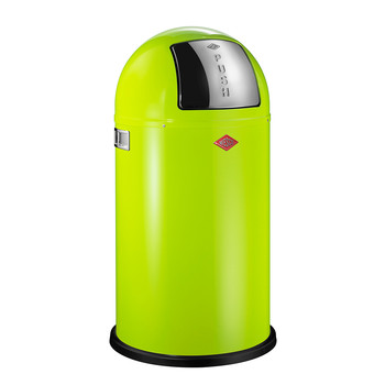 Pushboy Bin - 50L - Lime Green