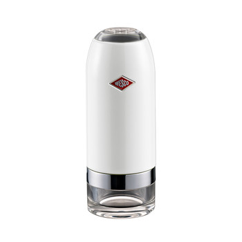 Salt, Pepper & Spice Grinder - White