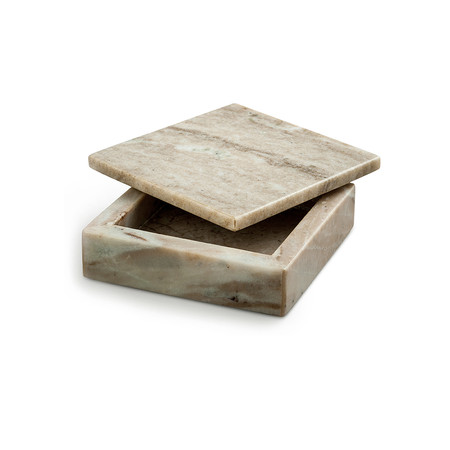 Nordstjerne - Brown Marble Box - Small