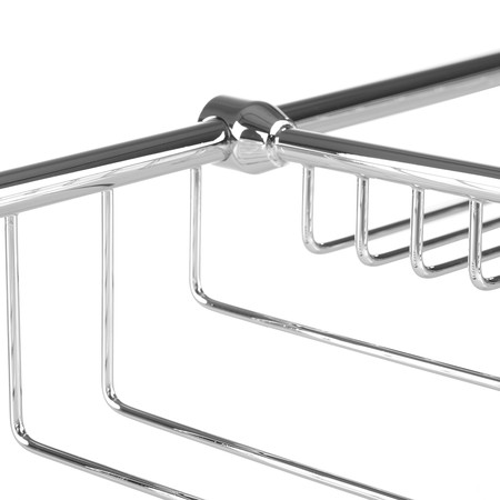 Decor Walther - DW 25 Bath Shelf - Chrome