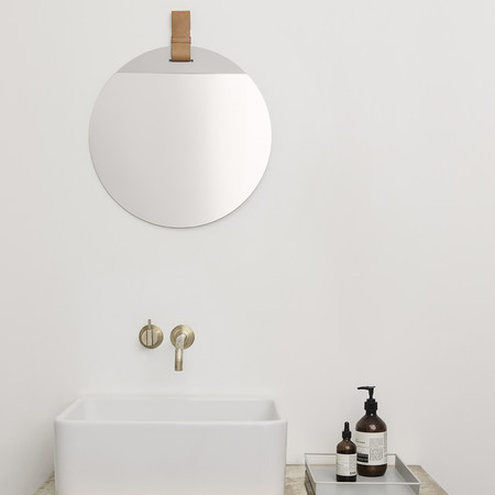 Ferm Living - Round Enter Mirror - Large
