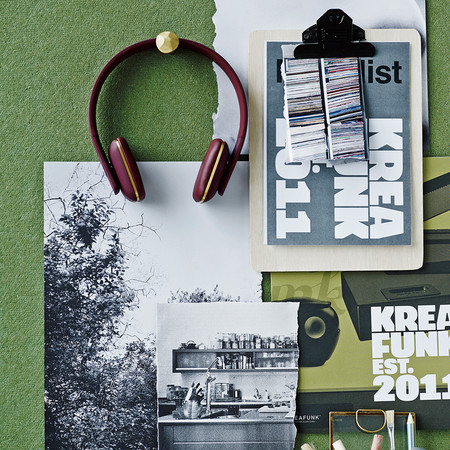 KREAFUNK - aHead Headphones - Plum