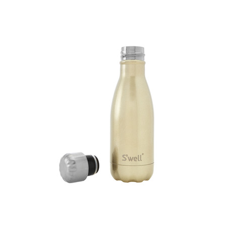 S'well - The Glitter Bottle - Sparkling Champagne - 0.26L