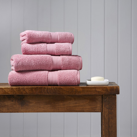 Christy - Supreme Hygro Towel - Blush - Bath Sheet