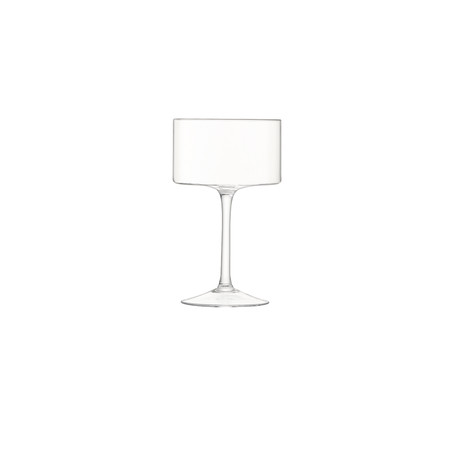 LSA International - Verre à Champagne/Cocktail Otis - Transparent - 4 Pièces