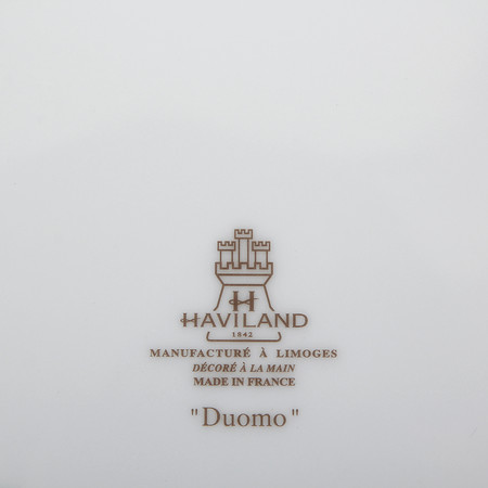Haviland - Duomo Charger Plate
