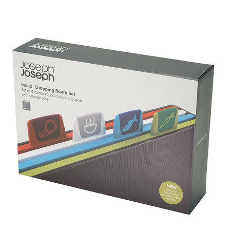 Joseph Joseph - Index Chopping Board - Graphite - Small