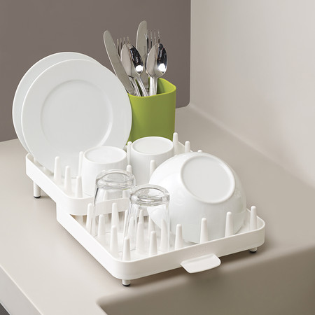 Joseph Joseph - Connect Adjustable Dishrack - Grey
