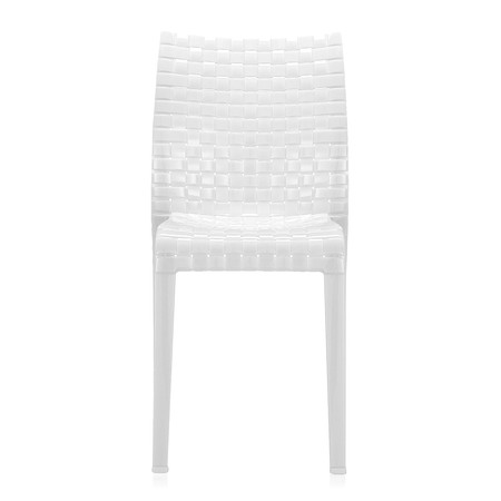 Kartell - Ami Ami Outdoor Chair - Glossy White