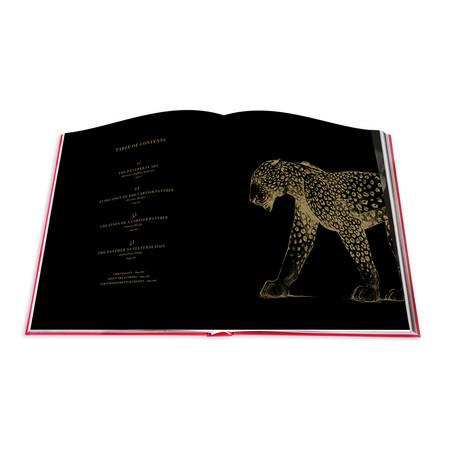 Assouline - Cartier Panthere Book
