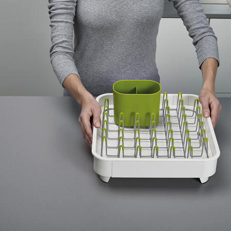 buy joseph joseph extend dish rack white amara. Black Bedroom Furniture Sets. Home Design Ideas