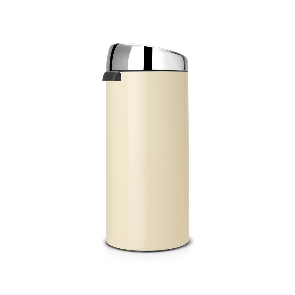 buy brabantia touch bin 30 litres almond amara. Black Bedroom Furniture Sets. Home Design Ideas