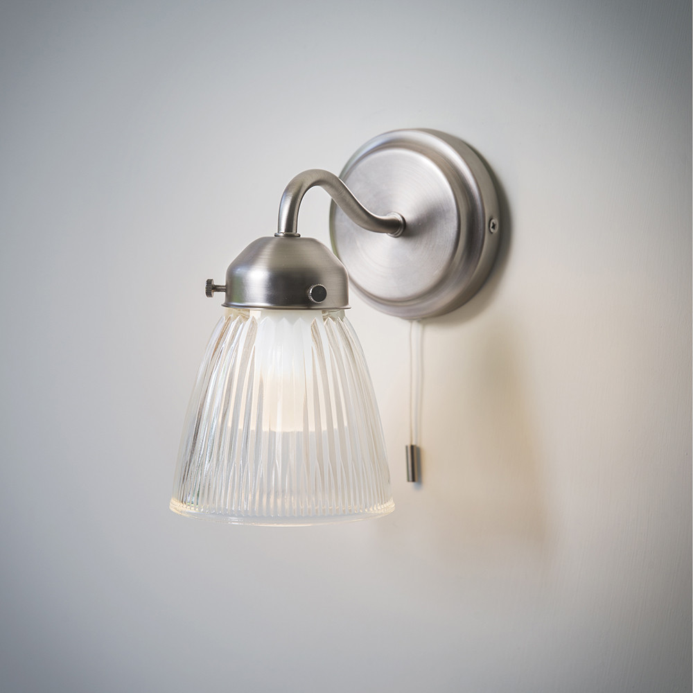 Buy garden trading pimlico bathroom wall light amara aloadofball Choice Image