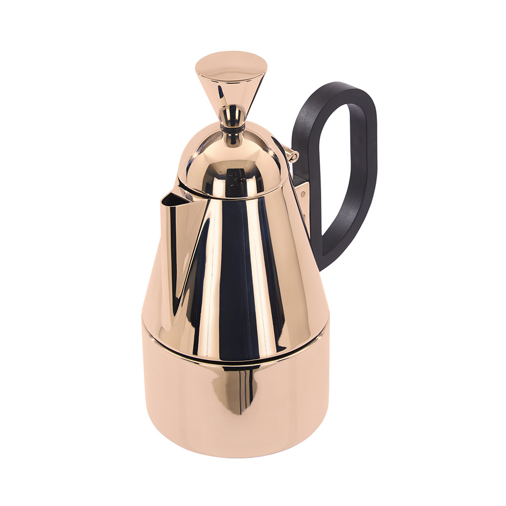Tom Dixon - Brew Stove Top Coffee Maker - Copper